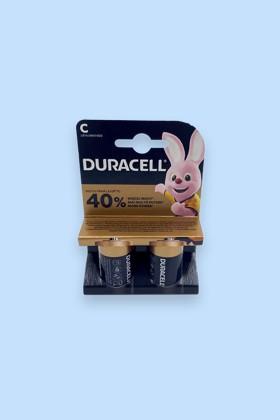 Duracell baby elem (C) - 4 db - Baby elem (C)
