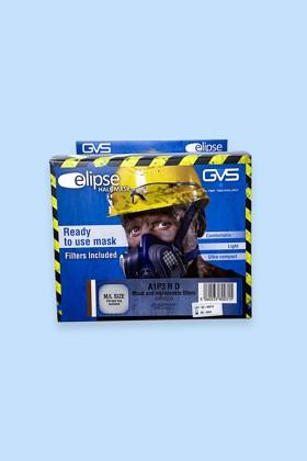 ELIPSE félálarc A1P3 szűrőbetétekkel - Félálarc - 1 db - M/L