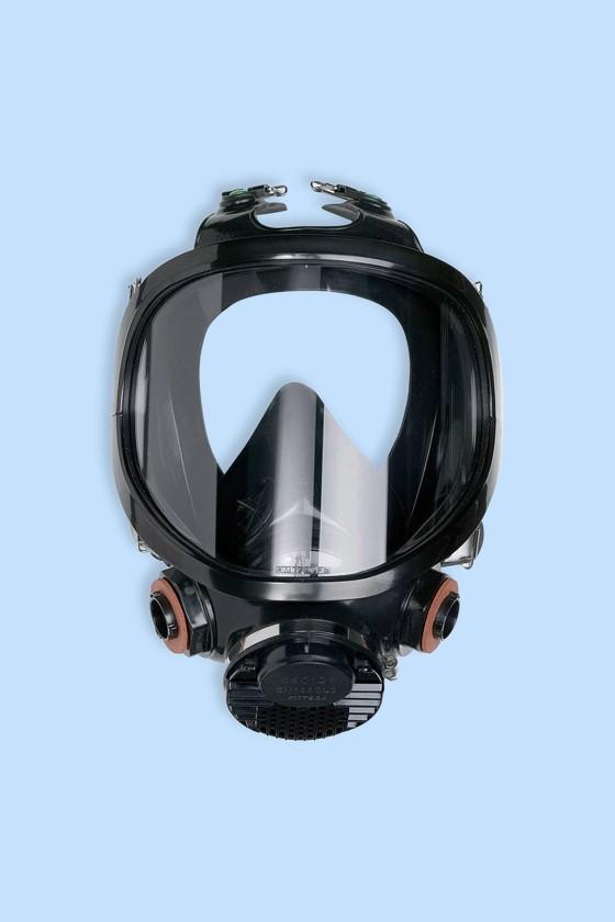 3M 7907S légzésvédő teljesálarc - Teljesálarc - 1 db - OneSize