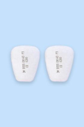 3M 5935 Részecske előszűrő - P3 (FFP3) - 1 pár