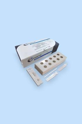 Clungene COVID-19 antigén orrlyukpálcás gyorsteszt - 25 db tesztkészlet (orrlyuk) - 25 db