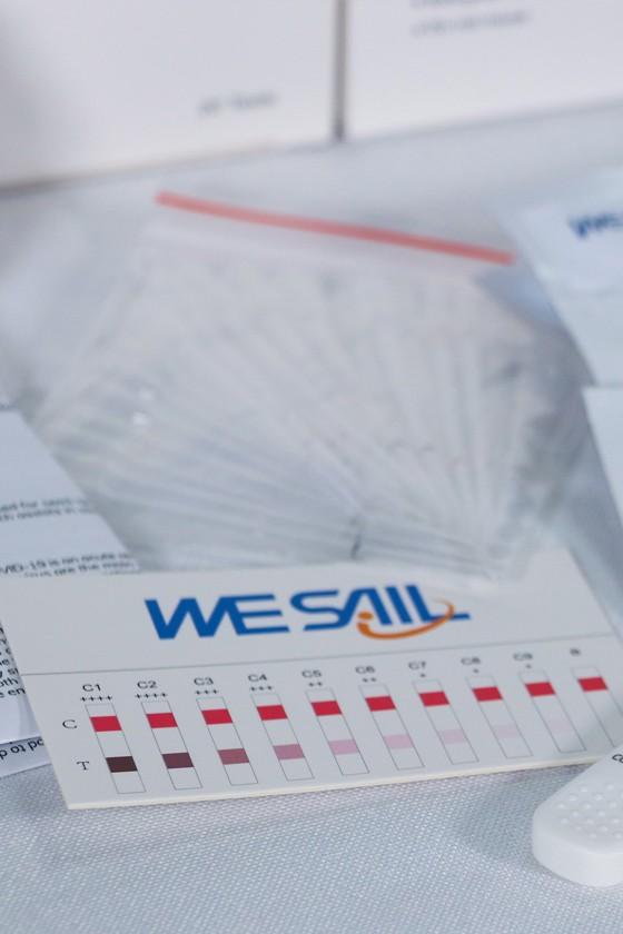 WESAIL SARS-CoV-2 készlet - SARS-CoV-2 teszt - 1 db - Antitest szintmérő (NAb)