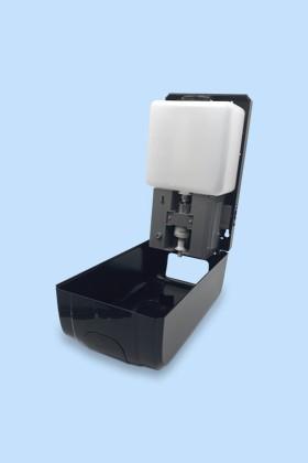 Elysium Pro professzionális, érintésmentes, 1200 ml-es adagoló - Adagoló - Habosító - Állvány nélkül - Fekete