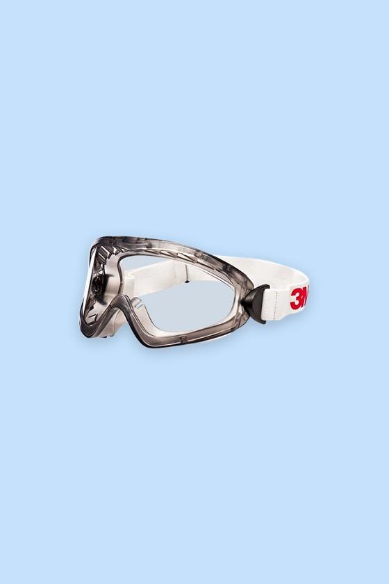 3M 2890S zárt, polikarbonát védőszemüveg - Védőszemüveg - 1 db - Víztiszta