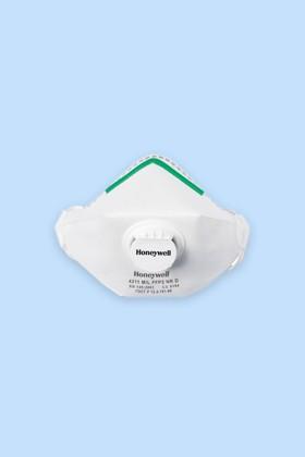 Honeywell 4211 FFP2 NR D M/L arcmaszk - Arcmaszk - 5 db - Fehér