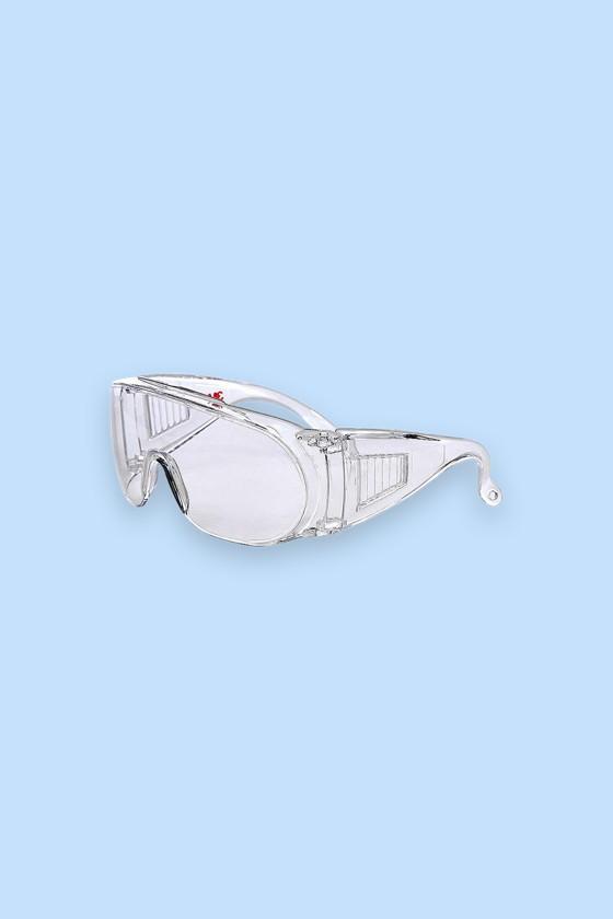 3M 71448 látogatószemüveg - Védőszemüveg - 1 db - Víztiszta
