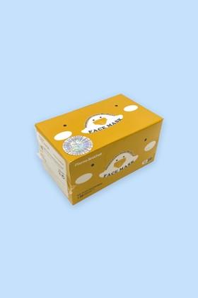 Flame Brother 3 rétegű egészségügyi gyerekmaszk - 50 db - Gyermek