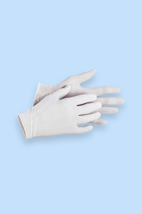 Sempermed steril púderes latex kesztyű - Latex kesztyű - 140 db - Fehér - 7