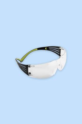 3M SecureFit SF410AS-EU védőszemüveg - Foncsorozott - Védőszemüveg - 1 db - Foncsorozott